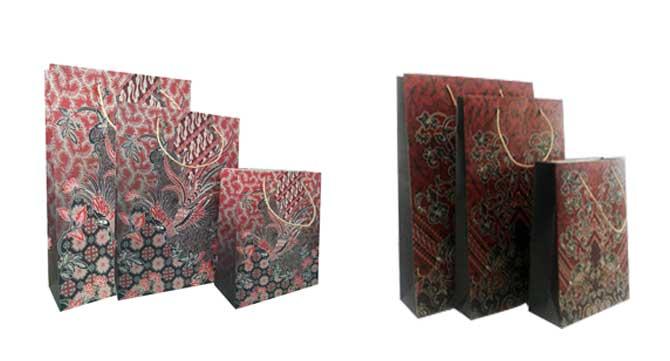 Produsen Packaging dari Kain dan Kertas