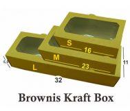 Brownis Kraft Box